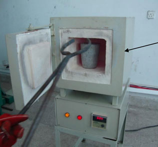 Muffle Furnace Operation